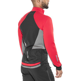 PEARL iZUMi Elite Pursuit Softshell Jacket Men True Red/Black
